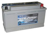 IntAct AGM-Power 12 V 90 Ah (AGM 90)