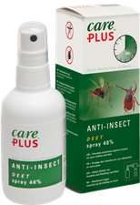 Care Plus Deet -Anti-Insect Spray 40% (60 ml)