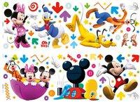 Decofun Mickey Mouse Clubhouse Wandaufkleber (40206B)