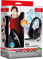 SpeedLink Full Metal Headset (SL-8755)
