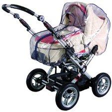 Sunnybaby Regenverdeck für Kinderwagen, mit Reißverschluss