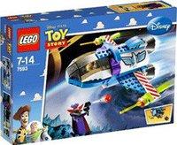 LEGO Toy Story 7593 Buzz  Star Command-Raumschiff