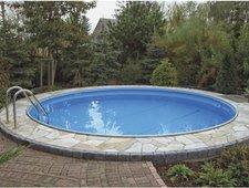 my pool Premium Rundbecken 350 x 120 cm