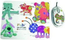 Saitek Fabric Animals Set