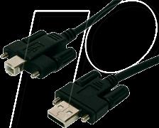 Exsys USB 2.0 Kabel A/B 5.0m (EX-K15555)