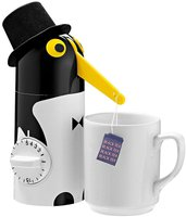 Küchenprofi Tea-Boy Pinguin mit Timer
