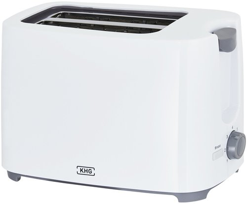 Edelstahl Toaster