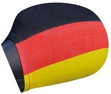 Außenspiegel Fahne Deutschland