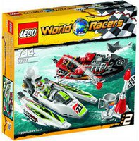 LEGO 8897 World Racers - Entscheidung am Haifisch-Riff