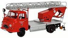 Schuco Hanomag Garant Feuerwehr (03241)