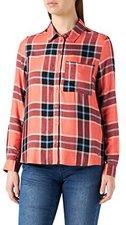 Raspberry Bluse