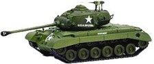 Trumpeter Easy Model - M26 Pershing Heavy Tank No.9 Company A 18th Tank Battalion 8th Armored Division (36200)