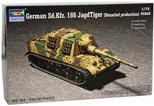 Trumpeter Easy Model - Jagdtiger (He) Schwere Panzerjäger Abteilung 653 (36108)
