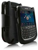 Case-mate Signature Lederhülle & Holster Kombi (BlackBerry Curve 8900)