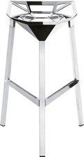 Magis Stool One - Aluminium poliert (67 cm)