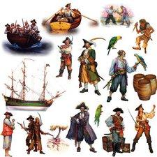 RoomMates Piraten