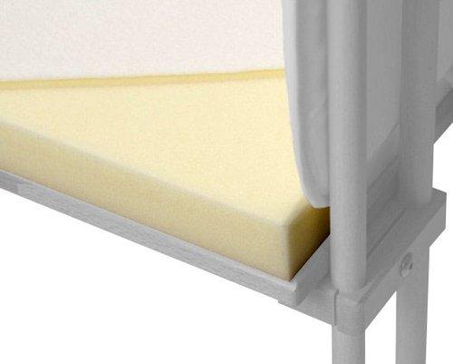 babybay matratze extraluftig maxi mit klima bezug 51x89. Black Bedroom Furniture Sets. Home Design Ideas