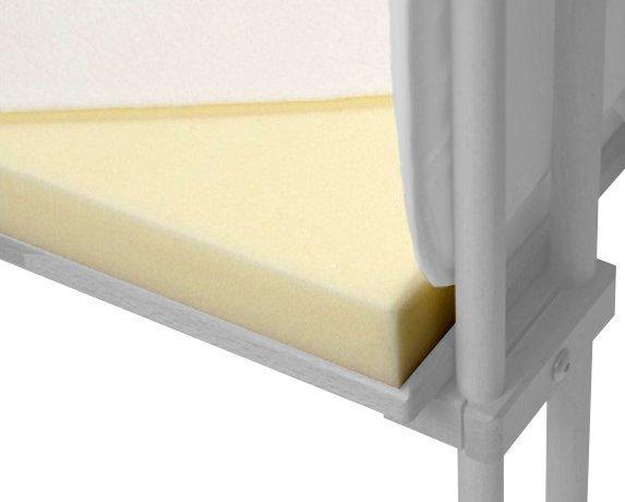 babybay matratze extraluftig maxi mit klima bezug 51x89 preisvergleich ab 49 88. Black Bedroom Furniture Sets. Home Design Ideas