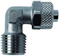 Schlauchverbinder L-Stück 10/8mm
