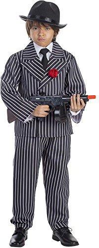 Gangster Kinderkostüm