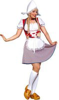 Giddy Stone Kostüm 34-40 Steinzeit Höhlenmensch Fasching Karneval 1210654G13
