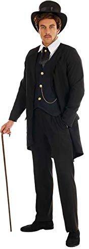 Viktorianischer Gentleman Kostüm