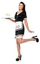 sexy Kellnerin Kostüm