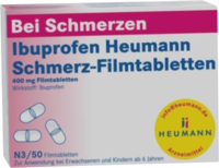 Heumann Pharma Ibuprofen 200 mg Filmtabletten (PZN 3910843)