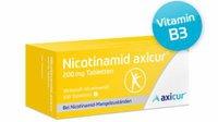 Mibe Nicotinsäureamid 200 mg Jenapharm Tabl. (PZN 4019137)