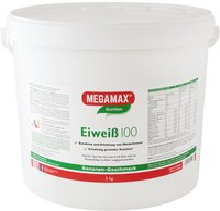 Megamax / Tagedo Eiweiss 100 Banane Pulver 5kg (PZN 7378196)