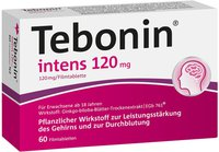 Willmar Schwabe Tebonin Intens 120 mg (PZN 7682356)