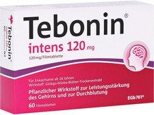 Willmar Schwabe Tebonin Intens 120 mg (PZN 7682356)