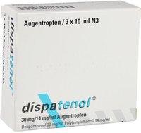 OmniVision Dispatenol Augentr. (3 x 10 ml)