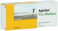 Madaus Agiolax Pico Lutschpastillen (40 Stück)