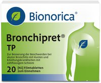 Bionorica AG Bronchipret Tp Filmtabletten (20 Stück)