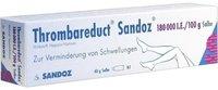 Sandoz Thrombareduct 180 000 I.E. Salbe (40 g)