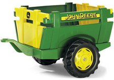 Rolly Toys Rolly Farm Trailer John Deere