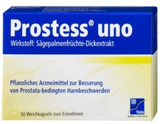TAD Pharma Prostess Uno Kapseln (50 Stück)
