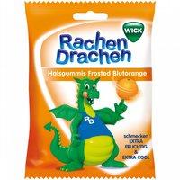 WICK RachenDrachen Halsgummis Blutorange (75 g)