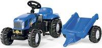 Rolly Toys rollyKid New Holland TVT 190 mit Anhänger