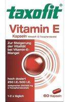 taxofit Vitamin E Kapseln (60 Stk.)