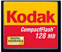 Kyocera Mita Compact Flash Card 128 MB