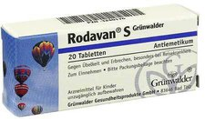 Grünwalder Rodavan S Tabletten (20 Stk.)