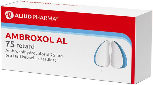 Aliud Ambroxol Al 75 Retardkaps. (50 Stück)