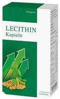 Alsitan Lecithin Kapseln biolog. (60 Stück)