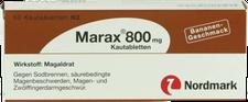 Asche Marax 800 Tabl. (50 Stück)