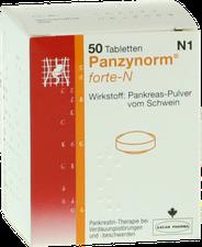 Axcan Panzynorm forte N Filmtabl. magensaftr. (50 Stück)
