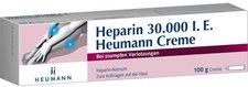 Heumann Heparin 30 000 Creme (100 g)