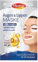 Schaebens Augen Maske mit Q10 (6 ml)