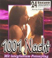 Secura 1001 Nacht Kondome (24 Stk.)